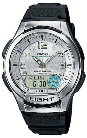 Zegarek Casio AQ-180W-7BV DataBank