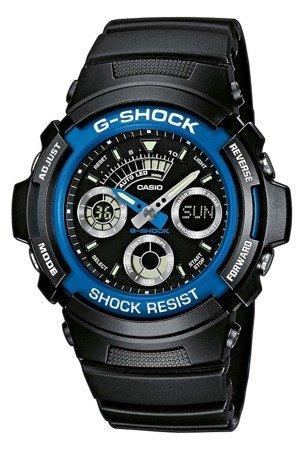Zegarek Casio AW-591-2AER G-Shock