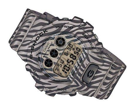Zegarek Casio DW-6900ZB-8ER G-Shock Zebra Camo