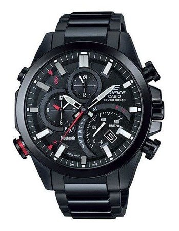 Zegarek Casio EQB-500DC-1AER Edifice BT 4.0 Solar Smart