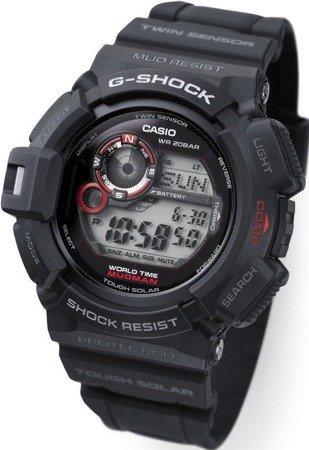 Zegarek Casio G-9300-1ER G-Shock Mudman