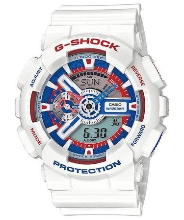 Zegarek Casio GA-110TR-7AER G-Shock