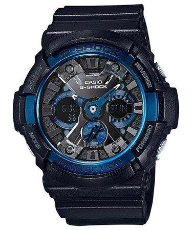 Zegarek Casio GA-200CB-1AER G-Shock Cool Blue