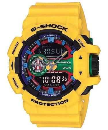 Zegarek Casio GA-400-9AER G-Shock