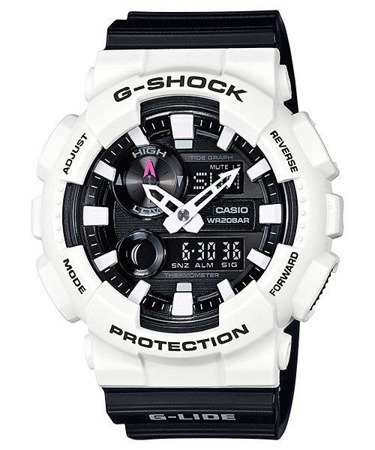 Zegarek Casio GAX-100B-7AER G-Shock G-Lide