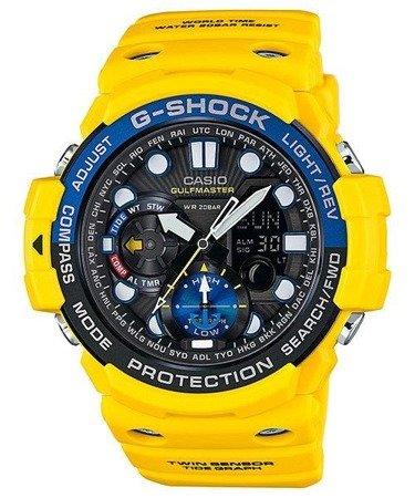 Zegarek Casio GN-1000-9AER G-Shock Gulfmaster