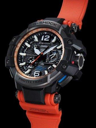 Zegarek Casio GPW-1000-4AER G-Shock GPS Solar