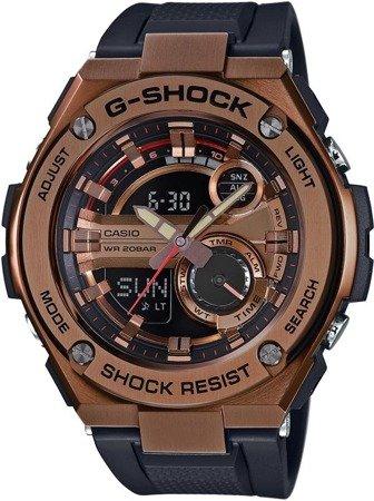 Zegarek Casio GST-210B-4AER G-Shock G-Steel