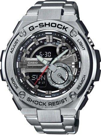Zegarek Casio GST-210D-1AER G-Shock G-Steel