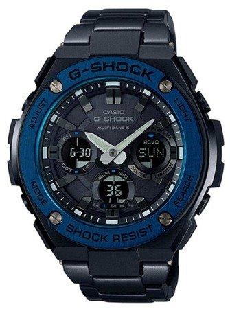 Zegarek Casio GST-W110BD-1A2ER G-Shock G-Steel