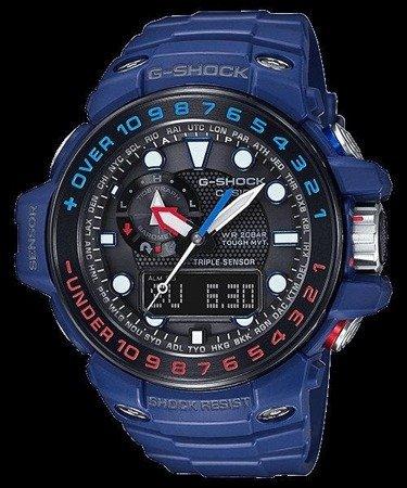 Zegarek Casio GWN-1000H-2AER G-Shock Gulfmaster