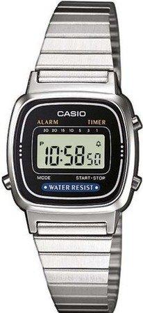 Zegarek Casio LA670WEA-1EF Retro