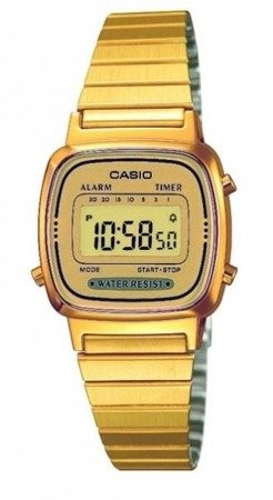 Zegarek Casio LA670WEGA-9EF Retro