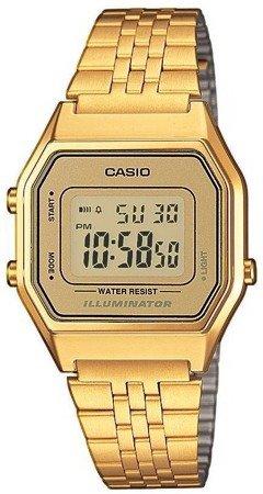 Zegarek Casio LA680WEGA-9ER Retro