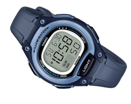 Zegarek Casio LW-203 -2AV Dual Time