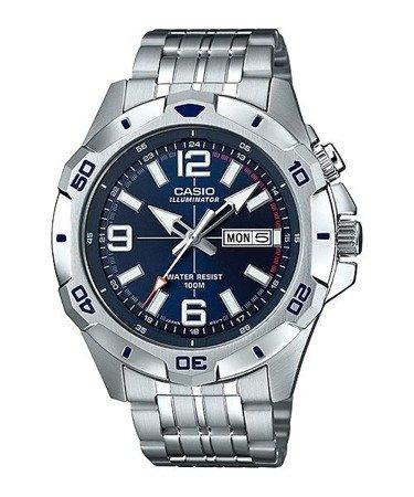 Zegarek Casio MTD-1082D-2AVEF Diver Led