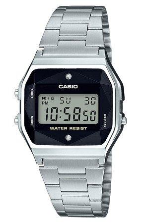 Zegarek Casio Retro Diamond Limited A158WEAD-1EF