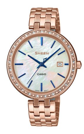 Zegarek Casio Sheen SHE-4052PG-2AUEF