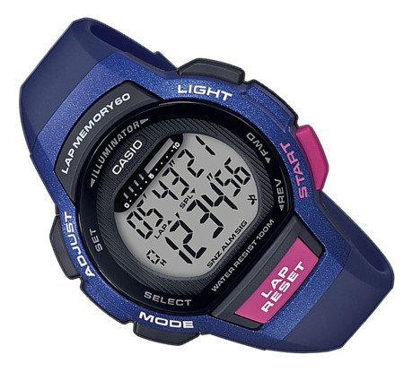Zegarek Casio Sportowy LWS-1000H-2AVEF