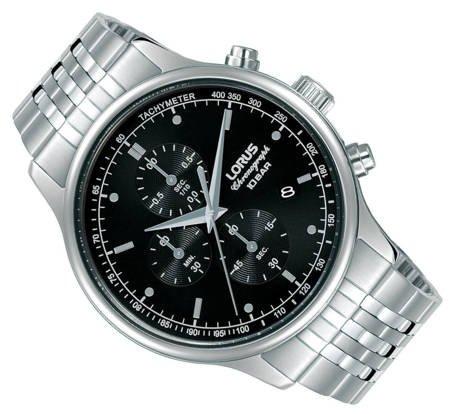 Zegarek Lorus męski RM311GX9 Chronograf