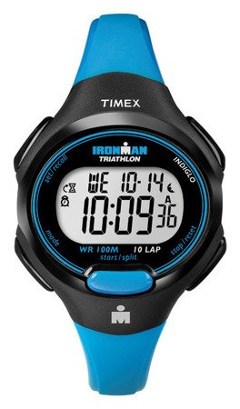 Zegarek Timex IronMan T5K526 Triathlon 10 Lap