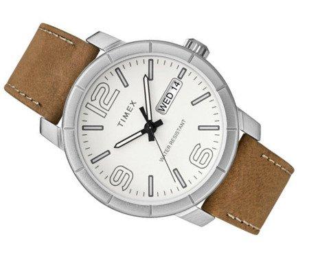 Zegarek Timex Mod 44 TW2R64100 Data i dzień tygodnia