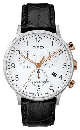 Zegarek Timex TW2R71700 Waterbury Collection
